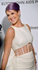 TV's Kelly Osbourne leaves LA hospital after 5-day stay