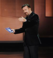 Gervais discusses 'Office' season finale