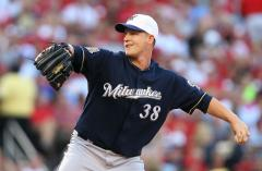 Narveson lands on DL after thumb accident