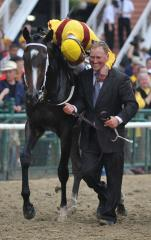 Rachel Alexandra Retired