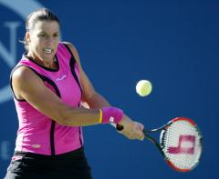Capriati elected to Tennis Hall of Fame