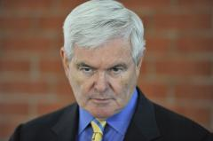 Gingrich gets flak on Medicare in Iowa
