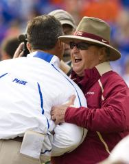 Bowden to step down as Florida St. coach