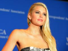 Jessica Simpson unveils new ad for self-titled fragrance
