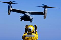 V-22 Osprey tested for aerial refueling