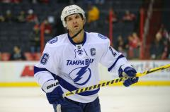 Martin St. Louis scores goal on Mother's Day days after mom dies [VIDEO]
