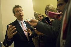Rand Paul: Problem is 'we try to agree to too much'