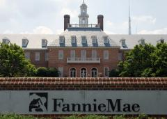 Troubled Fannie Mae shakes up leadership