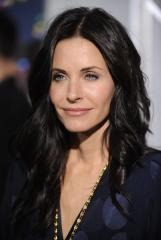 Courteney Cox says a 'Friends' reunion won't happen
