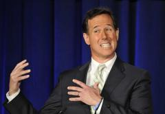 Santorum's departure bursts Pennsylvania primary's balloon
