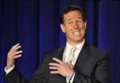 Santorum's departure bursts Pennsylvania primary's balloon