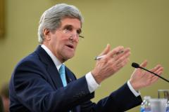 Kerry: Putin won't decide anything on Ukraine until secession vote