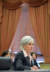 Sebelius marks fourth anniversary of Affordable Care Act