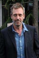 Hugh Laurie talks 'House'