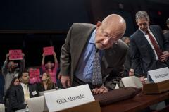 The legal attack on the NSA