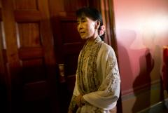 Aung San Suu Kyi finally receives 1990 Sakharov Prize