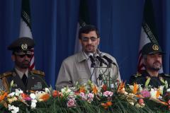Rajavi: Iran overhauls security service