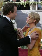 Williams in Australia for Ledger's funeral