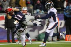 NFL: New England 34, Denver 31 (OT)
