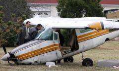 Plane flying from Florida to Bahamas crashes, killing 4 aboard