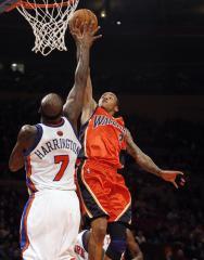 NBA: New York 106, New Jersey 97