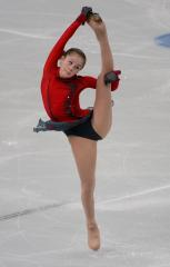 Yulia Lipnitskaya explains 'Schindler's List' music choice