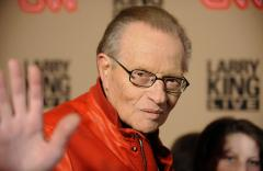 Larry King planning one-man stage show