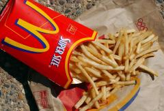 Florida police officer fired for taunting hungry inmate with McDonald's fries