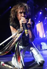 Aerosmith frontman done with book