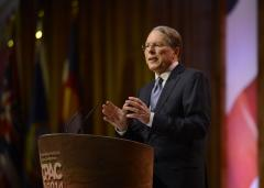 National Rifle Association annual meeting gets underway after year of political victories