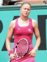 Safina sidelined by back pain