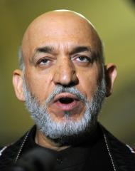 U.S. officials seeking Afghan 'CEO'