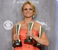 Miranda Lambert leads with 6 CMT Music Award nominations