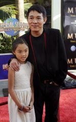 Jet Li, Habitat to build houses in China