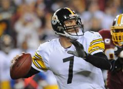 Roethlisberger has MRI on shoulder