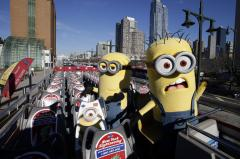 'Despicable Me 2' tops U.S. DVD and Blu-ray chart