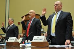 State Department deputy recalls Benghazi attack for House committee