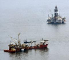 Statoil cleared to move controversial rig