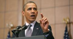 Obama praises Senate student loan bill