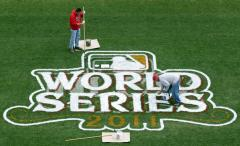 Major league baseball playoff schedule