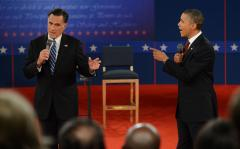 Obama, Romney slug it out in 2nd debate