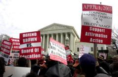 Justices ready to change America