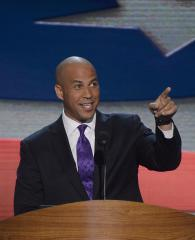Democrat Cory Booker wins special N.J. election for U.S. Senate