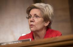 Elizabeth Warren slams Mitch McConnell again on student loans
