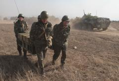 Russians claim soldiers crossed Ukraine border 'by accident'