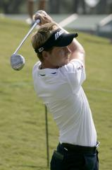 Donald, two others lead golf's Madrid Open