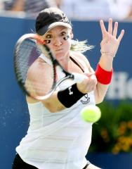 Mattek-Sands wins in Malaysian upset