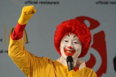 McDonald's seeks Ronald's return