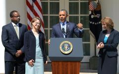 Obama accuses Republicans of playing politics as he nominates judges