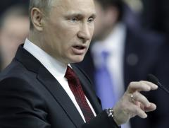 Poll: Russians support actions in Ukraine